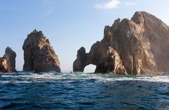 Voûte de Los Cabos Photographie stock