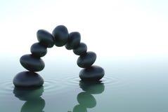 Voûte de zen illustration de vecteur