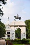 Voûte du Roi Edouard VII dans le mémorial de Victoria Images libres de droits