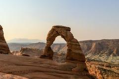 Voûte sensible Utah photo libre de droits