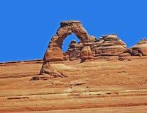 Voûte sensible, voûtes NP, Utah Images libres de droits