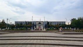 Voûte triomphale à Chisinau dans Moldau photos libres de droits