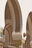 Voûtes décorées Images stock