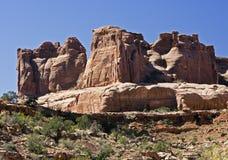 Voûtes Nat.Park, Utah Photos libres de droits
