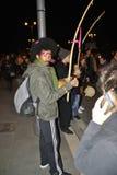 8vo de la demostración Roma de la derecha del ` s de las mujeres de la marcha Foto de archivo