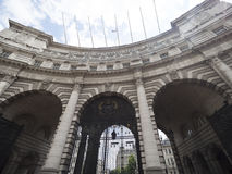 Voûte d'Amirauté, Londres Image stock