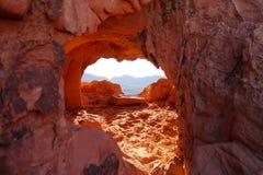 Voûte de roche Photographie stock libre de droits