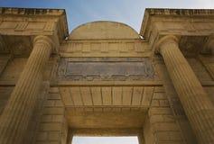 Voûte de Roman Bridge à Cordoue Image libre de droits