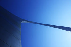 Voûte de St Louis Photo libre de droits