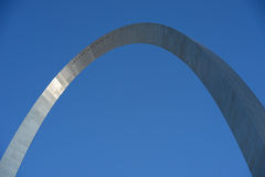 Voûte de St Louis Images libres de droits