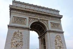 Voûte de Triumph, Paris Images stock