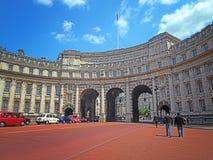 Voûte Londres d'Amirauté en Angleterre Image stock