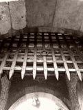 Voûte médiévale photo libre de droits