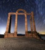 Voûte romaine Photo libre de droits