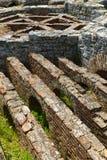 Voûtes d'archéologie Image stock