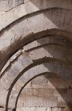 Voûtes en pierre turques Image stock