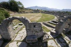 Voûtes et ruines Images libres de droits