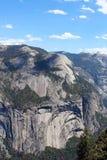 Voûtes et Washington Column royaux, parc national de Yosemite Photographie stock libre de droits