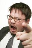Você é despedido! imagens de stock