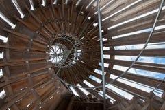 Você apenas encontrou uma escadaria ao céu Imagens de Stock Royalty Free