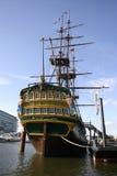 VOC ship 2. VOC ship in Amsterdam Nemo museum Stock Photos