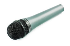 Vocal Microphone Royalty Free Stock Images