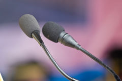 Vocal microphone Royalty Free Stock Photography