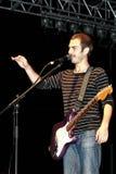 Vocalist Harun Tekin Royalty Free Stock Image