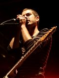 Vocalist Harun Tekin Royalty Free Stock Photo