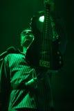 Vocalista Imagen de archivo