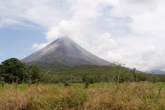 Vocano d'Arenal Photographie stock