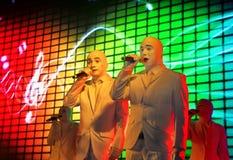 Vocapeople唱歌 免版税库存照片