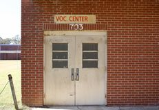 Vocational Education Center Royalty Free Stock Photography