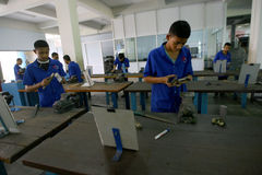 Vocational school Stock Image