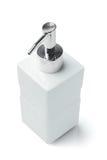 Vochtinbrengende crèmeautomaat Stock Fotografie