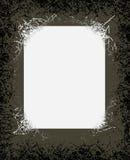 Vod-vorm de Affiche van de Muurschildering Royalty-vrije Stock Foto