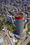 Vodacom Ponte - vermelho de Vodafone Fotos de Stock Royalty Free