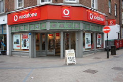 Vodafone Royalty Free Stock Photos