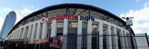 Vodafone arena, domowy stadium Besiktas piłki nożnej drużyna zdjęcia stock