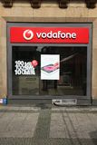 Vodafone Germany Royalty Free Stock Photography
