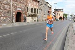 Vodafone Istanbul Half Marathon 2016 Stock Photography