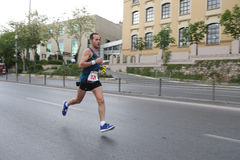 Vodafone Istanbul Half Marathon 2016 Royalty Free Stock Images