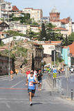 Vodafone Istanbul Half Marathon 2016 Stock Photos