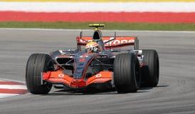 Vodafone McLaren Mercedes MP4- Stock Photo