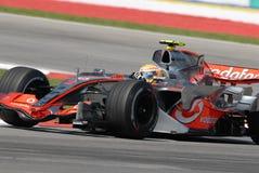 Vodafone McLaren Mercedes MP4- Stock Photography