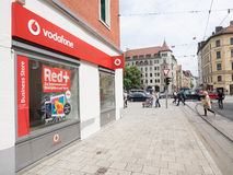 Vodafone munich Royalty Free Stock Photos