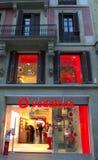 Vodafone shop Stock Photo