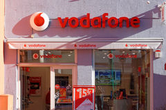 Vodafone Royalty Free Stock Images