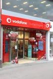 Vodafone UK Royaltyfria Bilder