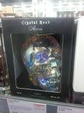 Vodca principal de cristal Fotografia de Stock Royalty Free